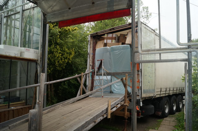 1. Flutopfer-Truck Bosnien/Serbien 2014 aus Löffelsterz